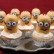 Minion Cupcakes 2