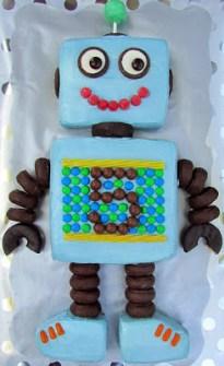 Robot Cake-002