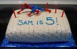Spider-man Cake-001