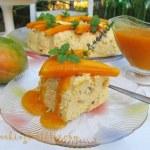 Парфе с манго