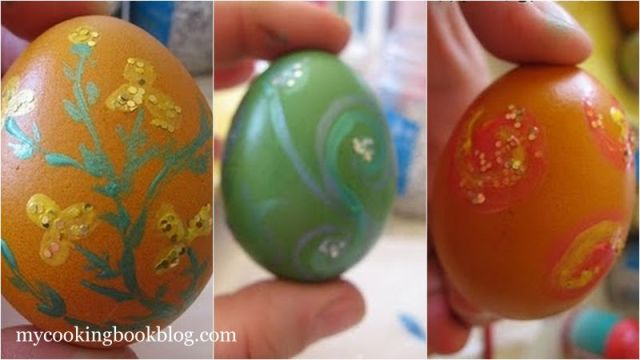 Великденските ми Яйца и украси