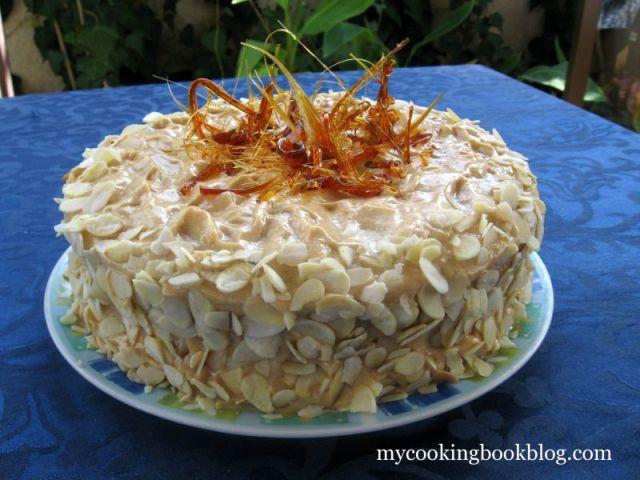 "Торта ""Манифик"""