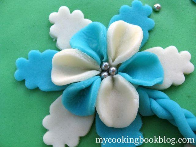 Торта – Синя, Ягодова, Вита