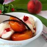 Мелба с праскови (Peach Melba)
