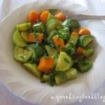 Задушени зеленчуци за гарнитура