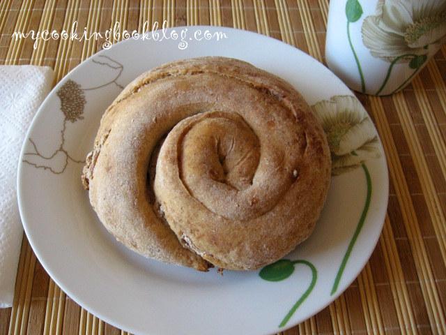 Традиционна Кипърска Тахинопита