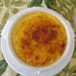 Крем Брюле (Crème brûlée) Light, без печене