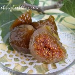 Сладко от зелени смокини