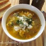 Картофена супа или яхния със сирене