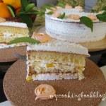 Портокалова торта (Orange Cream Cake)