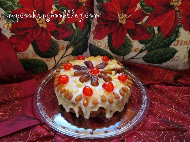 Викториански Коледен Кейк (Victorian Christmas Cake)