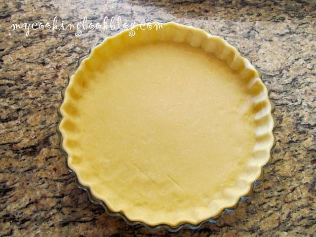 Как да си направя Pâte à foncer (flan pastry) или тесто за основа на флан