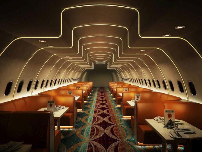 Hawai Adda Indias First Airplane Restaurant Opens In