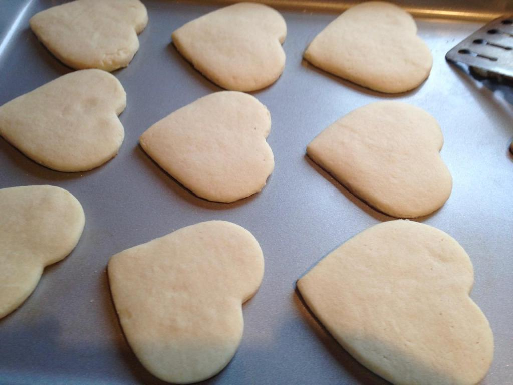 Valentine Butter Cookies - 8