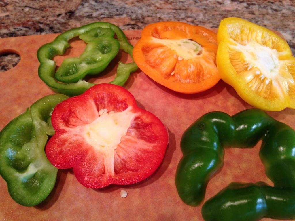 Classic Stuffed Bell Peppers - 5