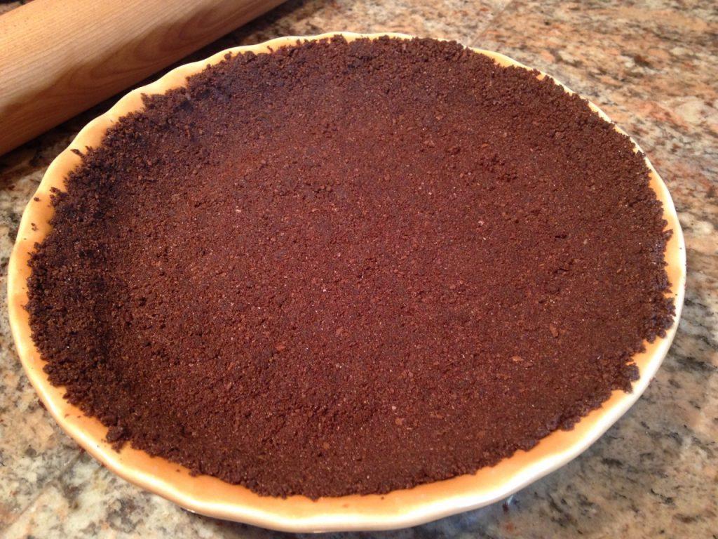 Double Chocolate Bittersweet Pie - 6