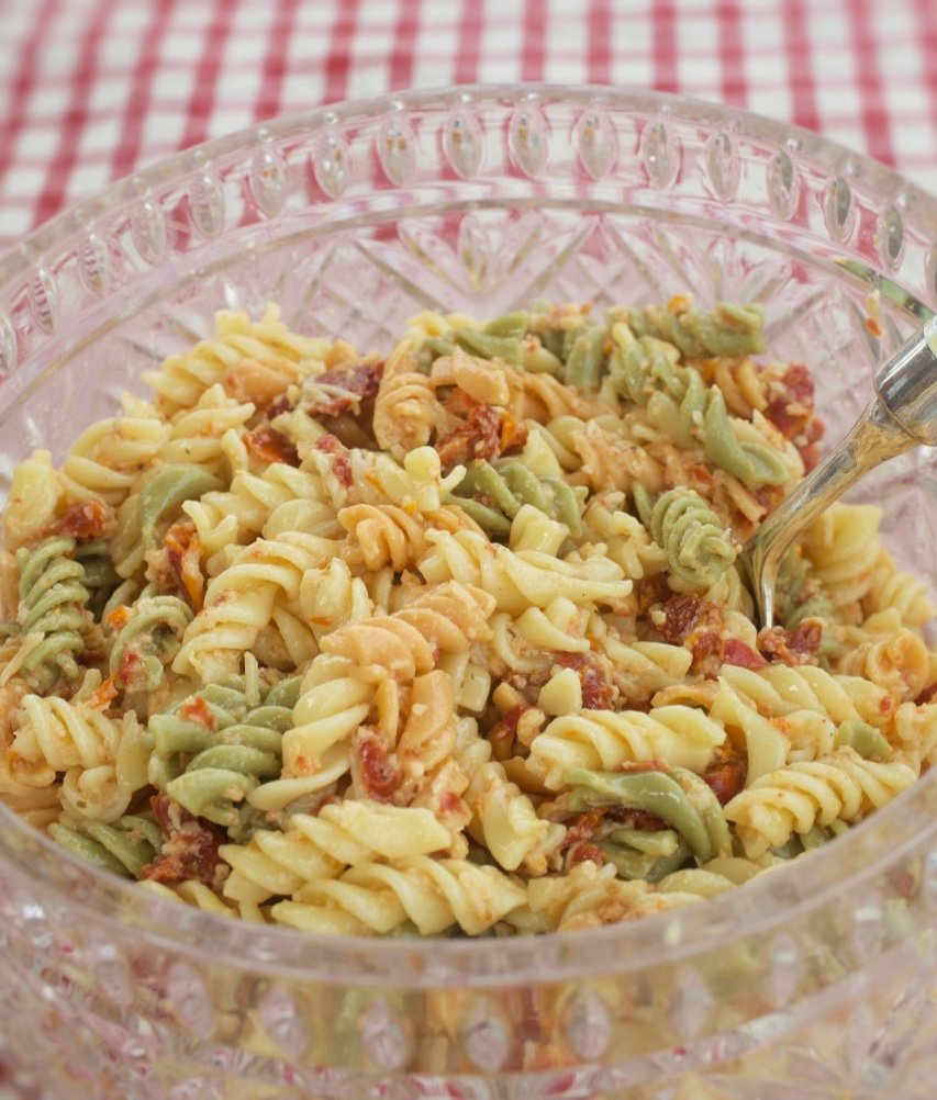 Ranch Tomato Pasta Salad