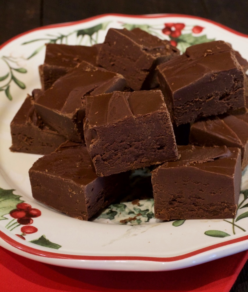 Hershey\'s Old Fashioned Cocoa Fudge - My Country Table