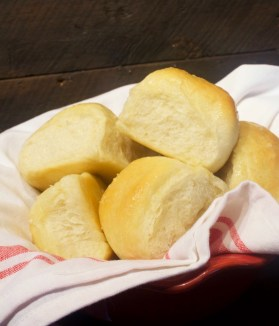 Soft and Fluffy One Hour Dinner Rolls