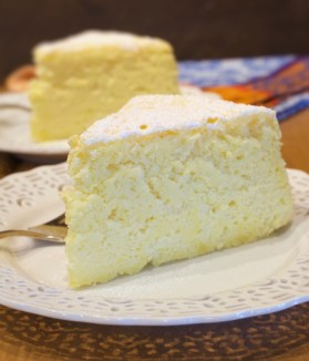 Japanese Cheesecake