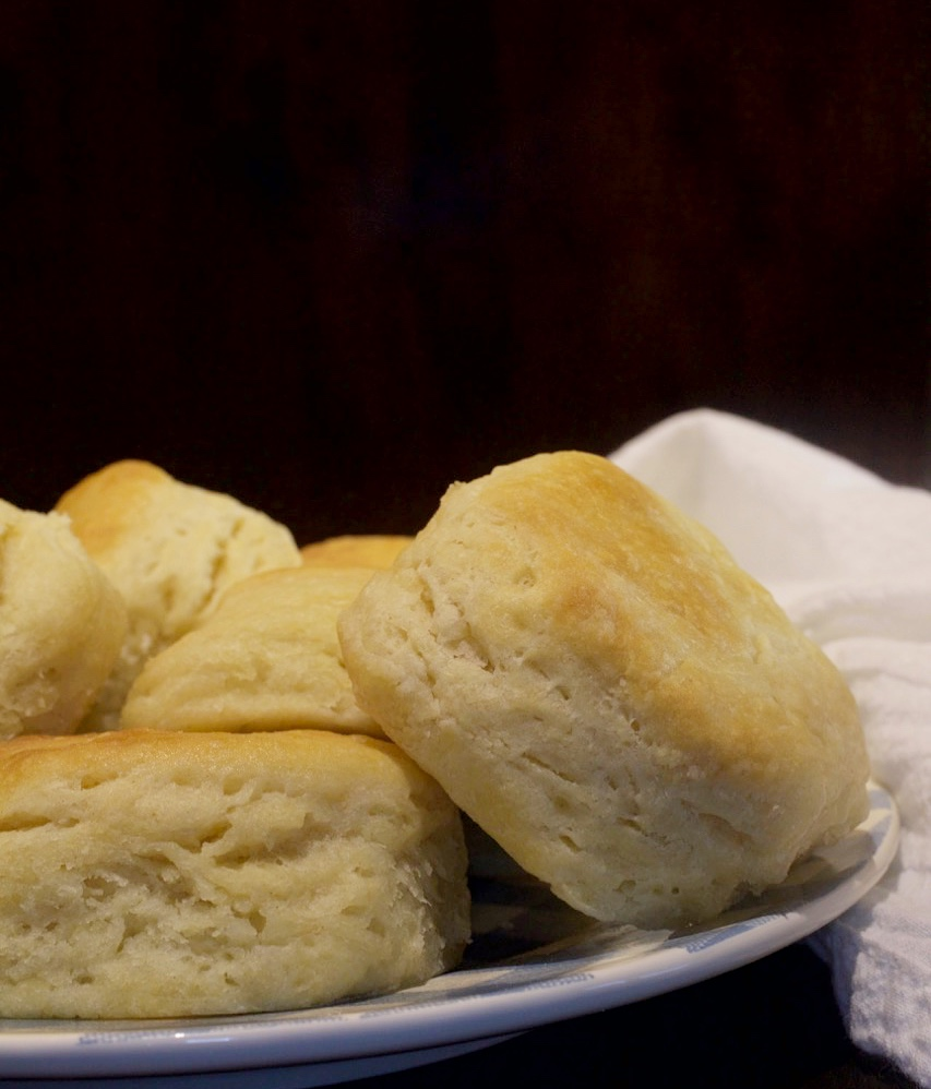 Old Fashioned Angel Biscuits