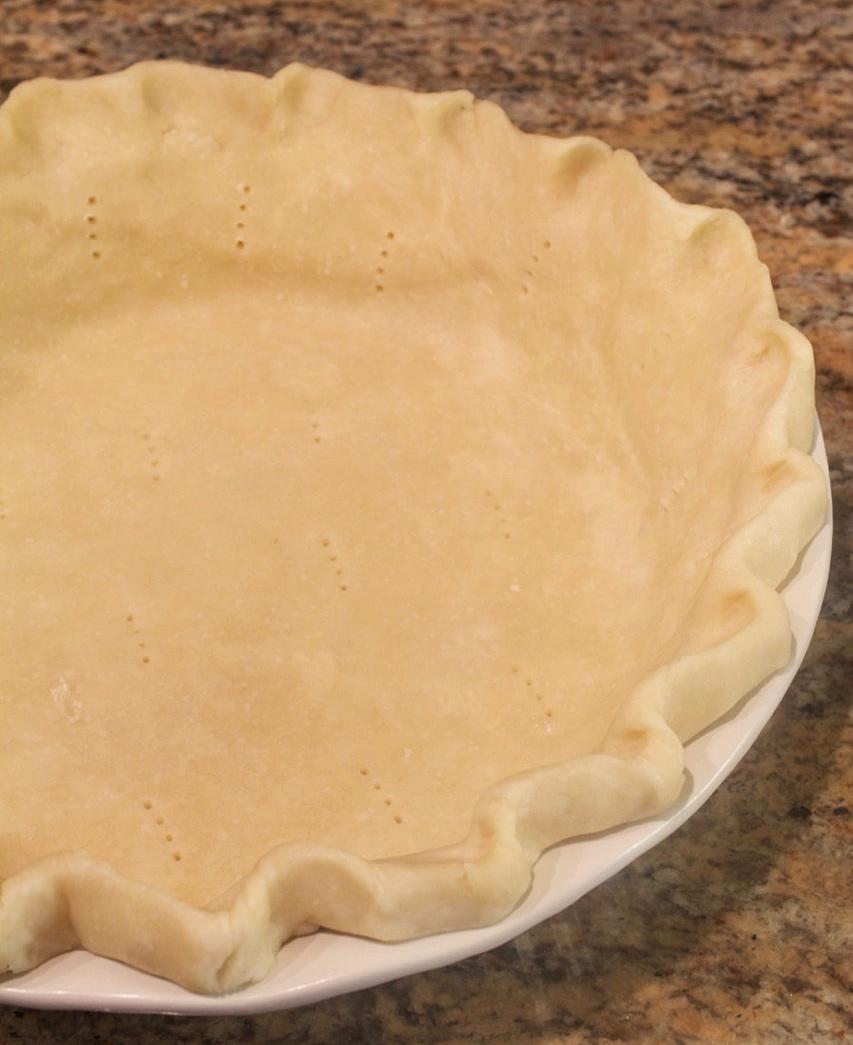 Aunt Elsie's Flaky Pie Crust
