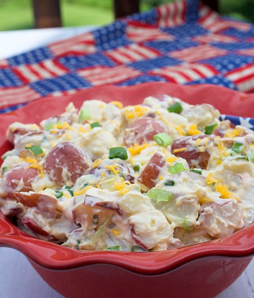 Kraft Creamy Potato Salad Recipe