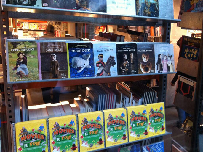 Cozy Classics - Gosh Comics -- Soho London