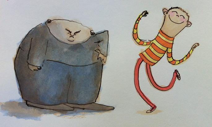 Cozy Classics - WA OR SCWBI Illustrators Retreat 11 (Kate Berube)