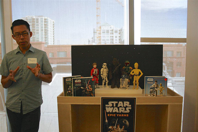 Star Wars - Epic Yarns - Chronicle Children's Tea 3