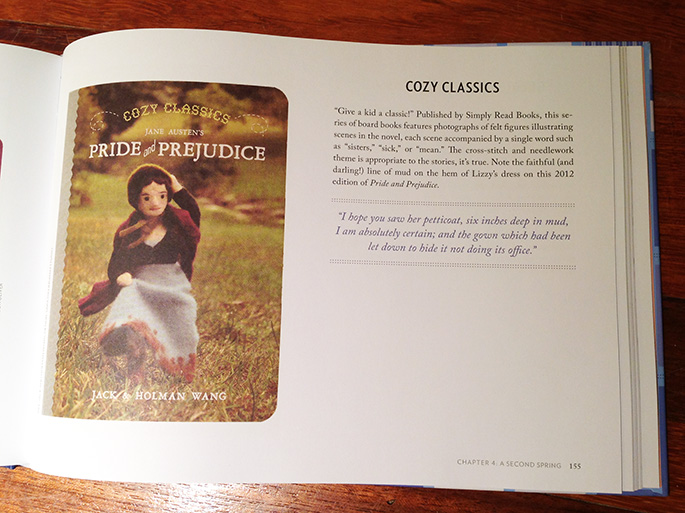 Cozy Classics in Jane Austen Cover to Cover