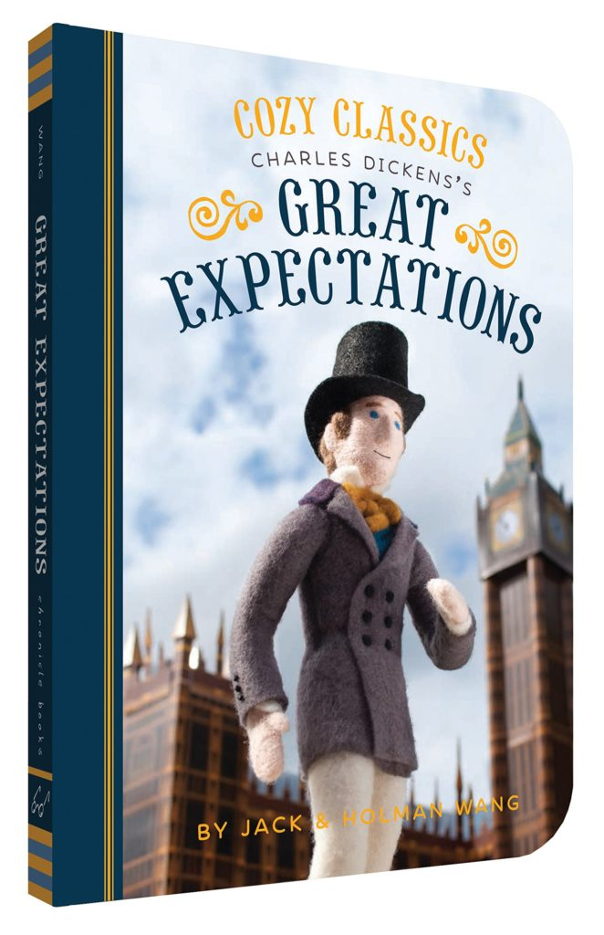 Cozy_Classics_Great_Expectations_Chronicle_Books