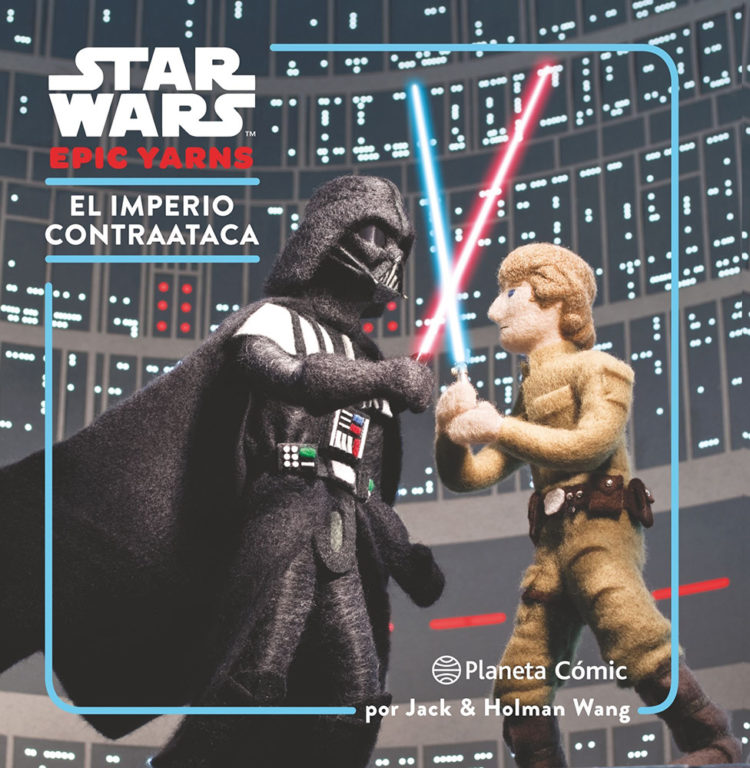 Star Wars Epic Yarns - Spanish - El Imperio Contraataca