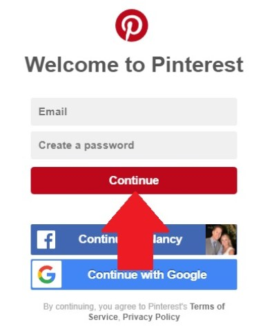 How to Set Up A Pinterest Business Account - My Cozy Colorado