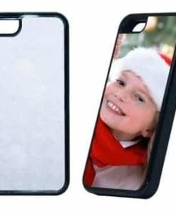 *Coque Iphone 5/5s et sa plaque Chromaluxe*