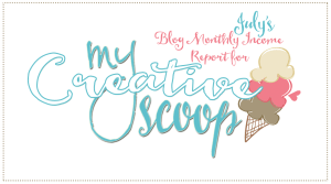 July 2015 Blog Monthly Income Report