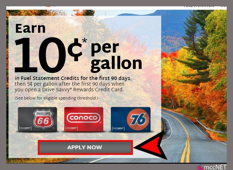 DriveSavvy Rewards Credit Card Login   Apply Online 1