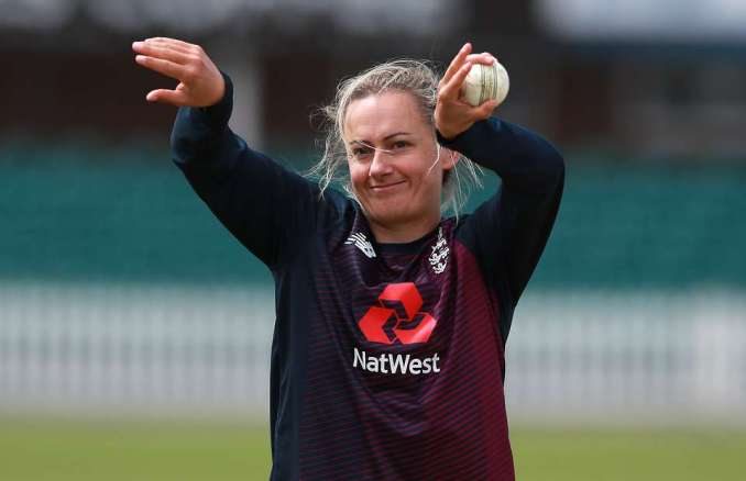 England Cricketer Laura Marsh announces retirement from international cricket - MyCricket.ae