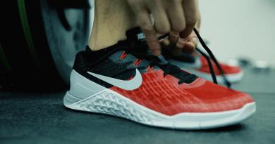 Recensione e Prova Nike Metcon 3