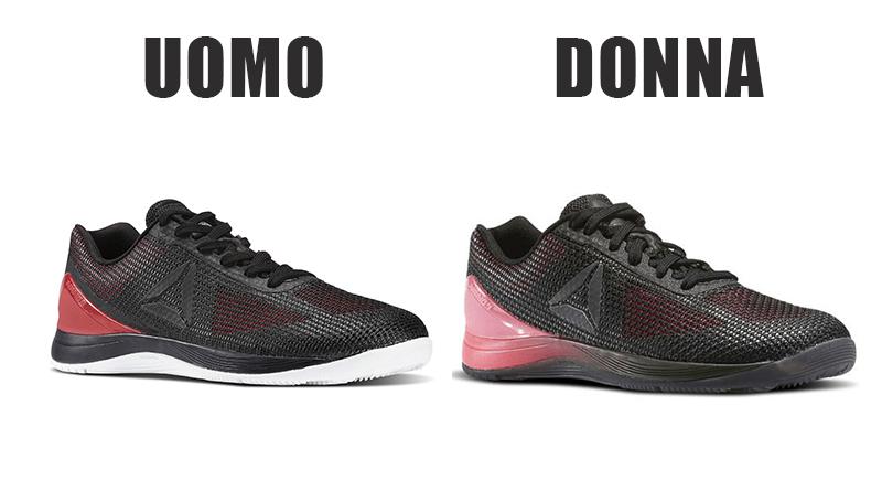 crossfit scarpe donna nike