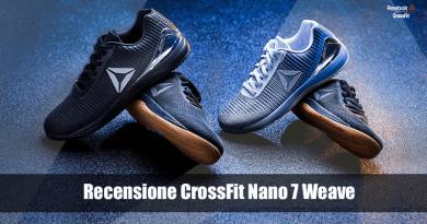 Reebok CrossFit Nano 7 Weave con Dettagli Riflettenti