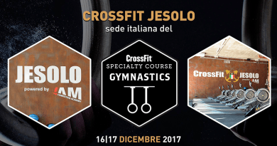 CrossFit Specialty Course- Gymnastics jesolo