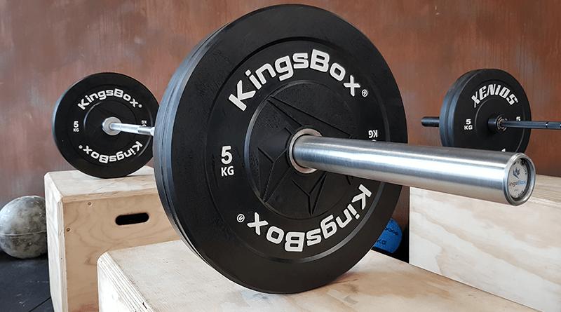 Bilanciere olimpico CrossFit Royal Bar di Kings Box