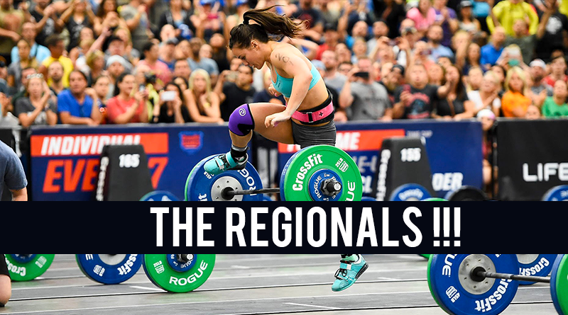 Regionals crossfit games 2018