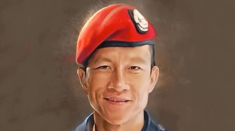 Crossfit Chiang Mai Hero Wod Saman Kunan