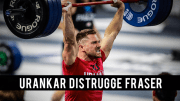 BREAKING NEWS | CrossFit Games Nik Urankar distrugge Mat Fraser