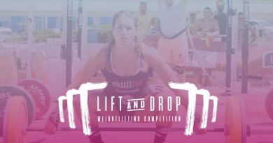 Arriva la Lift&Drop Weightlifting Competition