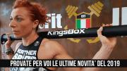 Novità KingsBox | attrezzatura da CrossFit 2019. Scopriamole insieme.