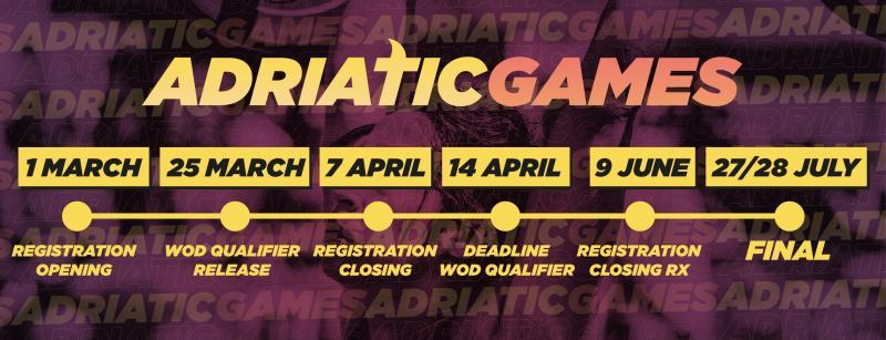 adriatic games 2019