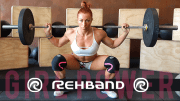 Rehband | Womans Power. Recensione completa ginocchiere CrossFit©